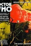 Doctor Who Early Adv Fifth Traveller Audio CD