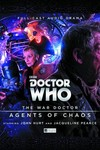 Doctor Who War Doctor Audio CD #3 Agents Of Chaos