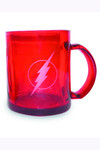 DC Heroes Flash Red Translucent Mug