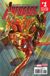 Avengers #1 (2nd Printing)