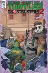 Teenage Mutant Ninja Turtles Ghostbusters II #4 (Cover A - Schoening)