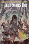 Kong on Planet of Apes #1 (Subscription Connecting Woody Variant)