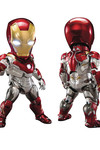 Spider-Man Homecoming EAA-052 Iron Man Mark 47 Previews Exclusive Action Figure