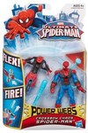 Ultimate Spider-Man: Crossbow Chaos Spider-Man Figure