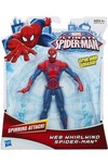 Ultimate Spider-Man: Web Whirlwind Spider-Man Figure