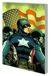 Captain America Fighting Avenger GN TPB - nick & dent