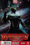 Guardians of the Galaxy #4 (Granov Variant Cover Edition)