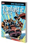 Fantastic Four Epic Collection TPB Into Timestream