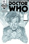 Doctor Who 11th #1 (Retailer 25 Copy Incentive Variant Cover Edition)