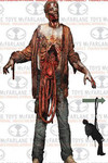 Walking Dead TV Series 6 Bungee Walker Action Figure