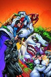 Justice League Of America #1 (The Joker Variant Cover Edition)