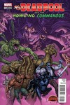 Mrs Deadpool and the Howling Commandos #1 (Team Variant Cover Edition)