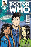 Doctor Who 10th #15 (Retailer 10 Copy Incentive Variant Cover Edition)