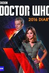 Doctor Who Diary 2016 Previews Exclusive Ed