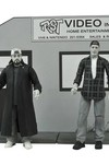 Clerks Select B&W Silent Bob Action Figure