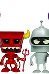 Pop Futurama Robot Devil Vinyl Figure
