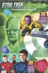 SDCC 2015 Exclusive Star Trek Green Lantern #1 (of 6) (Cover A)
