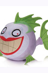 DC Comics Super Pets Joker Fish Plush