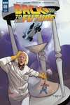 Back To The Future #9 (Subscription Variant)