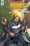Back To The Future Citizen Brown #2 (of 5) (Subscription Variant)