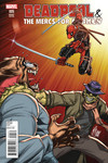 Deadpool Mercs For Money #5 (of 5) (Lim Variant Cover Edition)