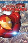 Timely Comics Invincible Iron Man