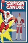 All New Classic Captain Canuck #4 (Cover C - Parent)