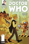 Doctor Who 12th Year 2 #9 (Cover D - Byrne)