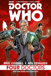 Doctor Who 2015 Four Doctors TPB