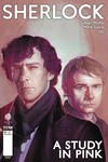 Sherlock A Study In Pink #1 (of 7) (Cover D - Reis)