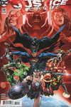 Justice League #50 (2nd Printing)