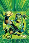 Green Lanterns #25 (Peterson Variant Cover Edition)