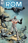 Rom #12 (Retailer 10 Copy Incentive Variant Cover Edition)