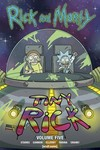 Rick & Morty TPB Vol. 05