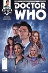 Doctor Who 10th Year 3 #6 (Cover B - Brooks)