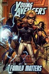 Young Avengers HC Vol. 2: Family Matters - nick & dent