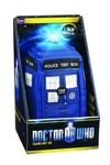 Doctor Who Tardis Talking Plush W/light