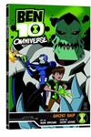 Ben 10 Omniverse GN Vol. 01 Ghost Ship