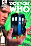 Doctor Who 11th #6 (Subscription Photo)
