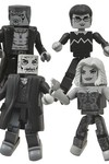 Sin City Minimates Series 2 Set