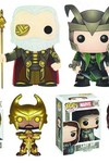 Pop Thor Odin Vinyl Figure