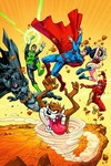 Justice League Of America #5 (Looney Tunes Variant Cover Edition)