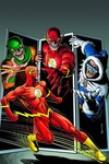 Flash By Geoff Johns TPB Book 01
