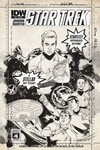 Star Trek Ongoing #50 (Retailer 10 Copy Incentive Variant Cover Edition)