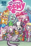 My Little Pony Friends Forever #21 (Subscription Variant)