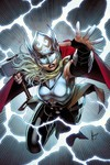 Thors #4 (Keown Variant Cover Edition)