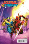 Deadpool vs. Thanos #3 (of 4) (Lim Variant Cover Edition)