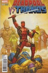 Deadpool vs. Thanos #4 (of 4) (Lim Variant Cover Edition)