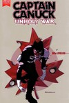 Captain Canuck Unholy War TPB
