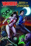 Vampirella Army Of Darkness #4 (of 4) (Cover A - Seeley)